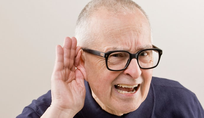 hearing impaired seniors