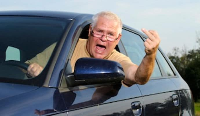 Stop An Elderly Person From Driving